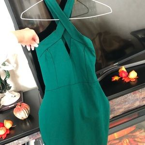 Windsor green cross cross S